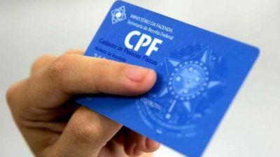Serão ofertadas  primeiras vias de documentos, como Carteira de Identidade (RG) e CPF, gratuitamente.