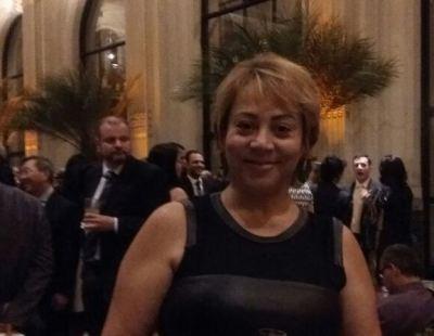 Procuradora Maria Fernanda Panno na abertura do Congresso em São Paulo