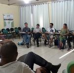 Famílias que trabalham com hospedagem alternativa em Mateiros se reuniram para trocar experiências, e discutir questões como formalização, gestão e segurança