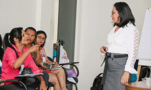 Objetivo é capacitar as equipes dos Centros de Referência Especializado de Assistência Social das 20 cidades pertencentes à Regional Norte II