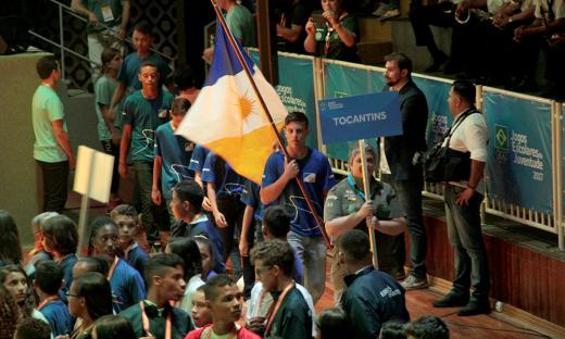 O Tocantins compete em sete modalidades individuais, masculino e feminino e quatro modalidades coletivas