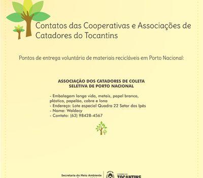 Contato - Porto Nacional