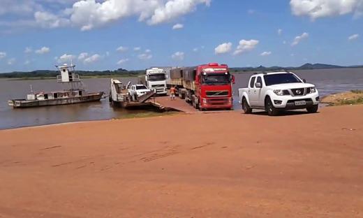 Atualmente, a travessia do rio Araguaia, entre Xambioá e São Geraldo, é realizada pela operação de balsas; a ponte terá 1.721 metros de extensão e integrará a Rodovia BR-153