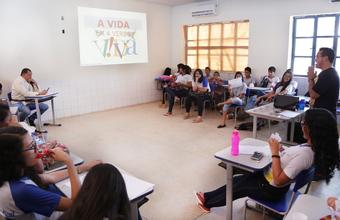 Marizan de Carvalho, técnico da Diretoria de Diversidade e Projetos Educacionais