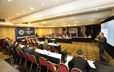 Abertura do 104º CONSAD – Fórum Nacional de Secretários de Estado da Administração, com palestra do secretário de Estado da Fazenda do Paraná, Mauro Ricardo Costa