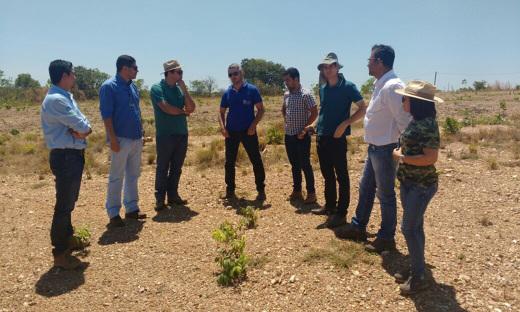Divinópolis disponibiliza área para construção de posto de recebimento de embalagens de agrotóxicos