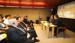 Em palestra, o governador Marcelo Miranda apresentou o potencial produtivo do Estado e o processo histórico da parceria e investimentos do Japão no Tocantins