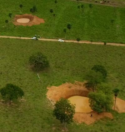 Projeto Barraginhas