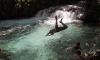 Com suas águas cristalinas, a Cachoeira da Formiga é um dos atrativos localizados no Jalapão