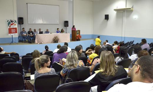 A reunião temática elegeu os delegados que irão para a Conferência Estadual representando a região