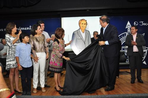 Homenagem a família do Eudoro Pedroza