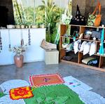 O turismo pode ajudar a desenvolver a economia regional  e a valorização do artesanato e da gastronomia local