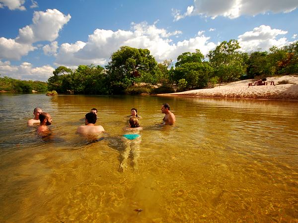 O Tocantins tem grande potencial natural para o turismo