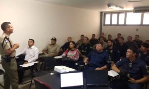 Servidores da Casa Militar e de outras unidades e órgãos parceiros participaram de um Estágio Avançado de Proteção de Autoridades