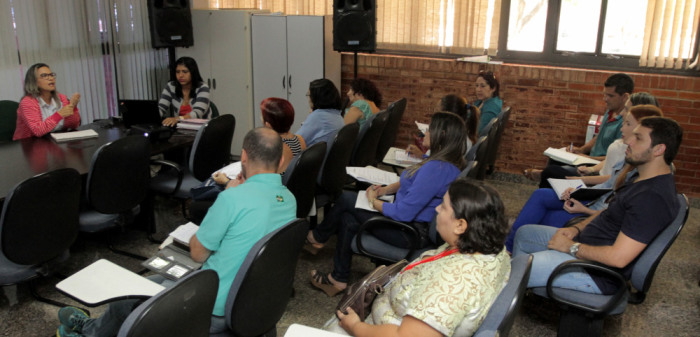Os cursos oferecidos foram escolhidos, após um levantamento da Semarh com os municípios
