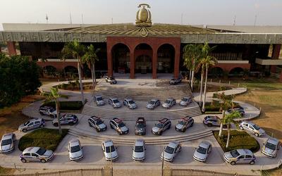 Viaturas serão entregues nesta terça, 3, pela manhã, no Palácio Araguaia; à tarde, será inaugurado o complexo, em Palmas