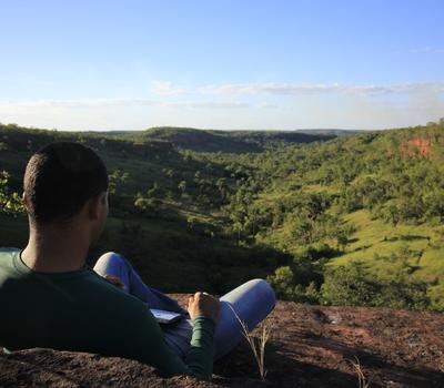 Contemplação da natureza