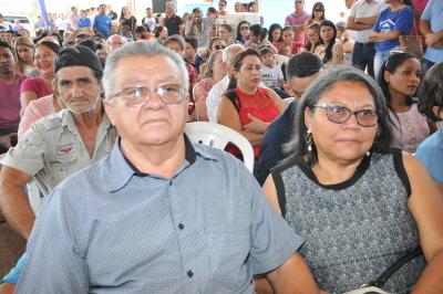 Aposentado Graciliano Ferreira planeja uma vida de conforto na velhice.