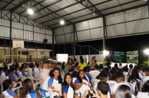 O Projeto Rio Manoel Alves Pequeno: