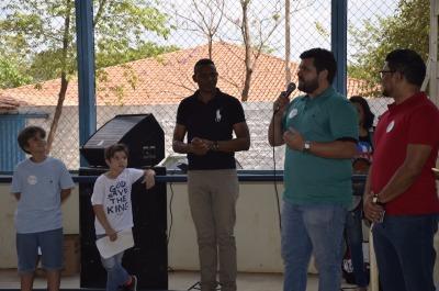 Ações do Projeto Acredito no Colégio São José.