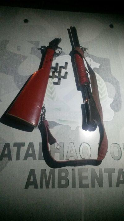 Arma de fogo apreendida em Abreulândia_400.jpg