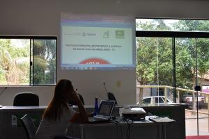 Abreulândia recebe equipe de implantação do protocolo do fogo do Naturatins