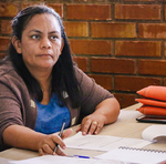 Diana Pereira dos Santos Souza, de Araguatins,  disse que sua cidade teve dificuldades por ser uma gestão nova