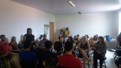 A primeira reunião regional que vai discutir e planejar com os recém concursados acontece em Gurupi