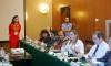 A vice-governadora Claudia Lelis defende autonomia dos estados para proposição dos projetos de acordo com sua realidade