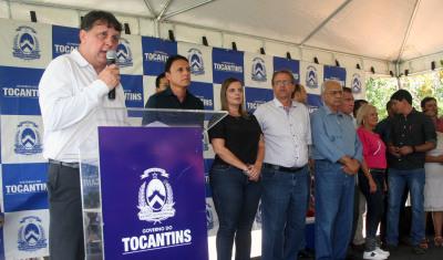 Alexandro de Castro enfatizou a atuação do Governo voltada para o desenvolvimento regional