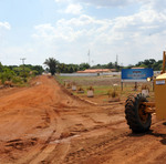 A pavimentação entre as duas cidades é resultado da parceria entre o Governo do Estado e o Banco Mundial, por meio do Projeto de Desenvolvimento Regional Integrado Sustentável