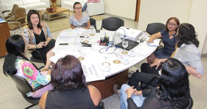 Equipe da Seduc inicia preparações para a realização da Conferência Infantojuvenil do Meio Ambiente