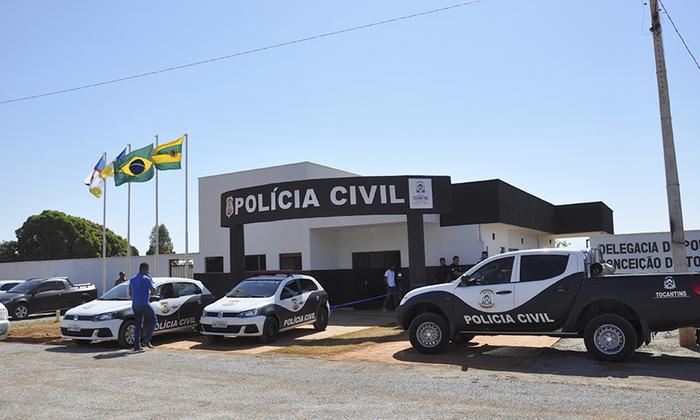 Novas delegacias foram entregues e prédios foram reformados pelo Governo do Tocantins