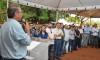 O governador ressaltou que a visita do ministro abre a possibilidade de novos projetos dessa natureza