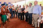 Aldeia Brejo Comprido recebe autoridades para o lançamento oficial do Programa Criança Feliz