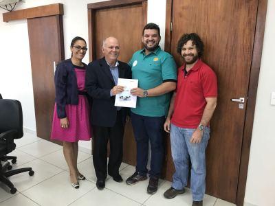 Corregedoria fecha apoio com representantes da Secretaria da Cidadania e Justiça