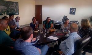 Governo discute projeto de mobilidade e acessibilidade urbana da Quadra 1303 Sul