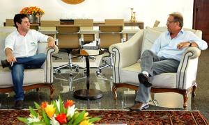 O presidente eleito, Maurício Buffon, falou dos planos da entidade no processo de produção de grãos no Estado