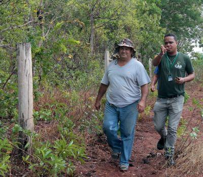 Mobilização do CAR tem o objetivo de atender imóveis rurais de até 320 hectares