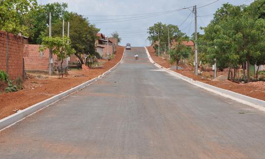 Governador inaugura pavimentação do Setor Maracanã em Araguaína nesta sexta-feira
