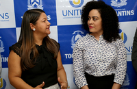 Após as assinaturas,  a secretária de Estado da Cidadania e Justiça Gleidy Braga Ribeiro expressou satisfação com os avanços de sua terra natal