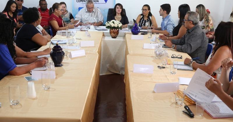 Ao todo, gestores das 19 escolas jurisdicionadas à Diretoria Regional de Educação de Arraias foram atendidos