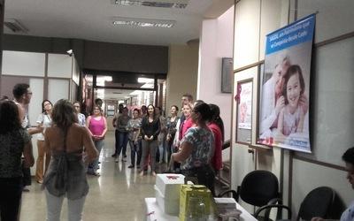 Intervalão de Ginástica Laboral com Rafael Araújo - I Semana da Saúde da Mulher da PGE/TO