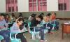 A Universidade oferece 480 vagas em 12 cursos de graduação distribuídos em quatro campus