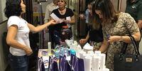 I Semana da Saúde da Mulher - Stand da Suprafarma: degustação de chás e  entregas de amostras de filtro solar