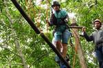 Evento dará destaque ao turismo de aventura e ecoturismo. Estande do Brasil Central apresentará circuito de arvorismo.