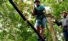 Evento dará destaque ao turismo de aventura e ecoturismo com circuito de arvorismo
