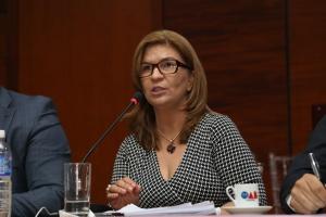 Gerente Jurídica do Procon-TO Núbia Dias Gomes Batista.JPG