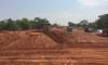 Início da pavimentação da rodovia que liga Paraíso do Tocantins a Chapada de Areia