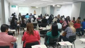 Empresários de Araguaina e região participaram da palestra provida pelo núcleo do Procon-TO_300.jpg